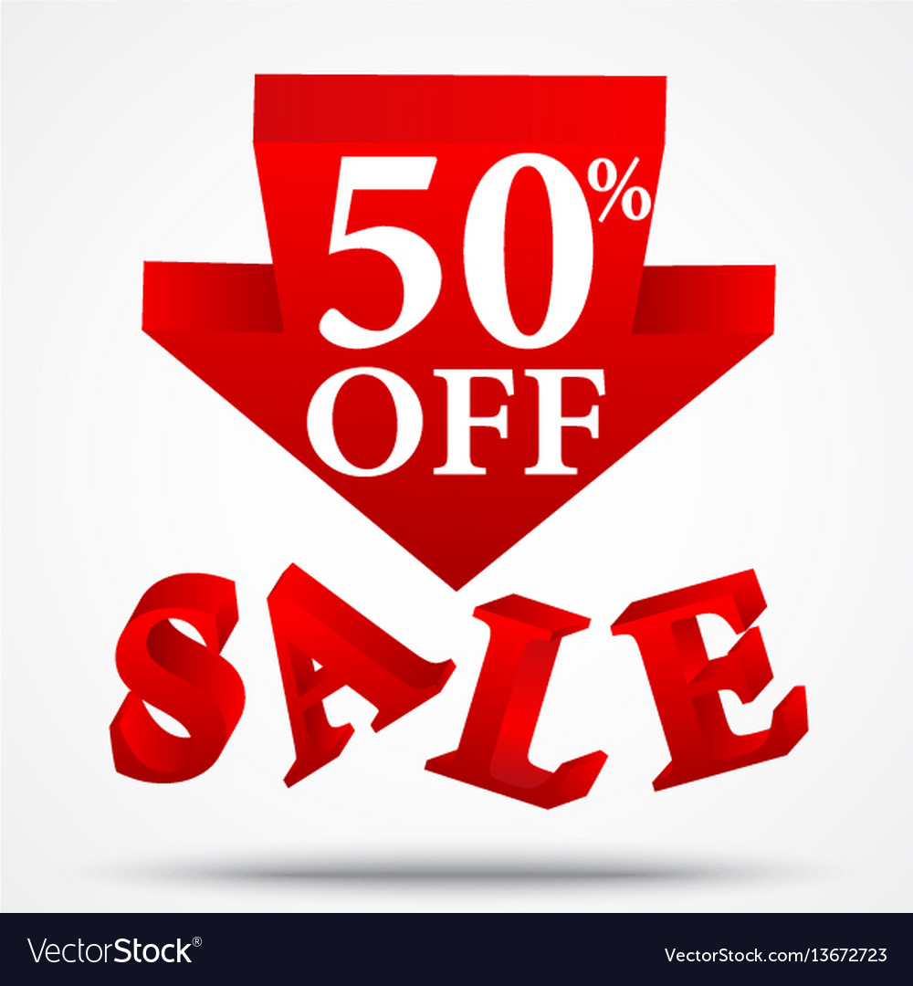 Sale and discount design