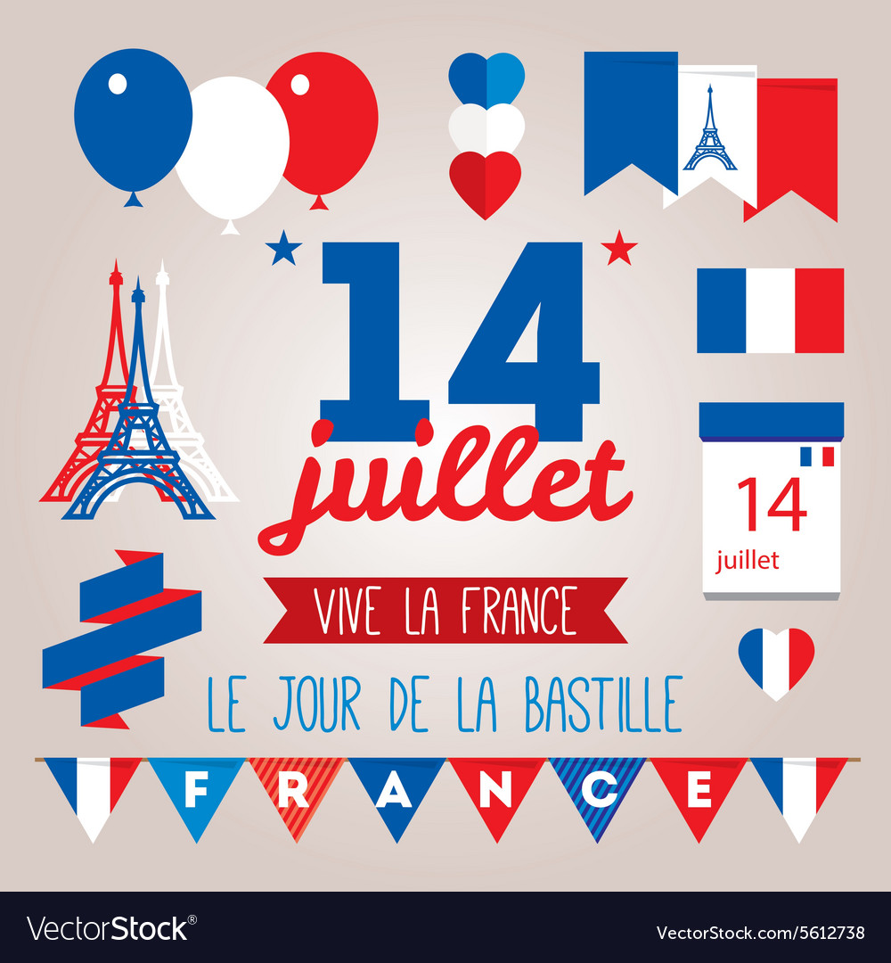 https://cdn4.vectorstock.com/i/1000x1000/27/38/set-design-elements-for-the-bastille-day-14-july-vector-5612738.jpg