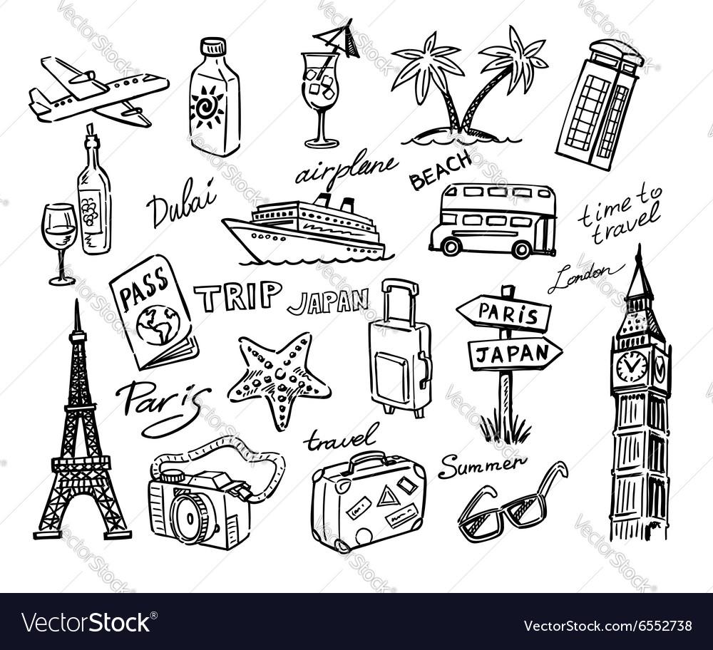 Travel stack sketch