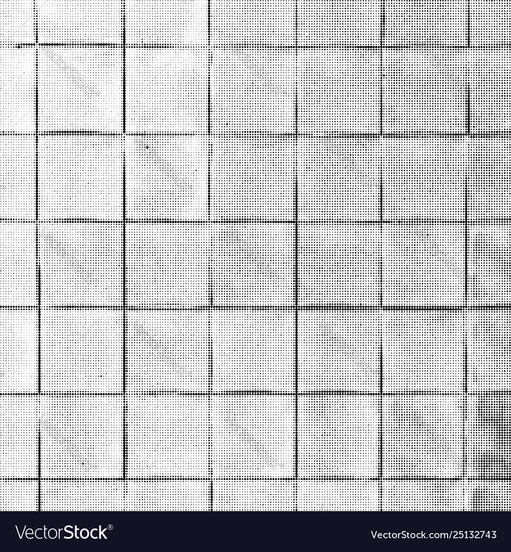 Abstract halftone monochrome backdrop