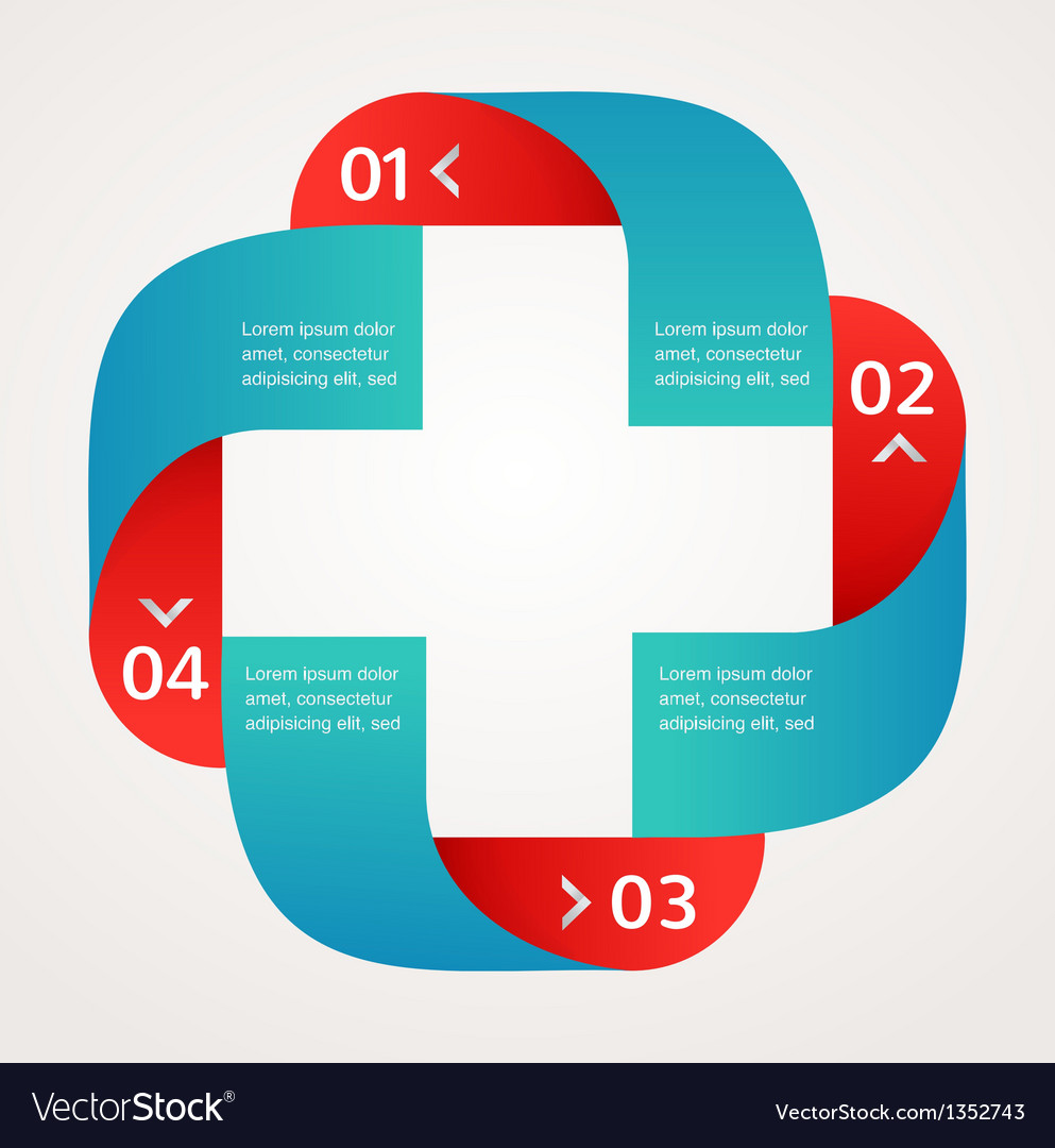 Medical and healthcare background infographic