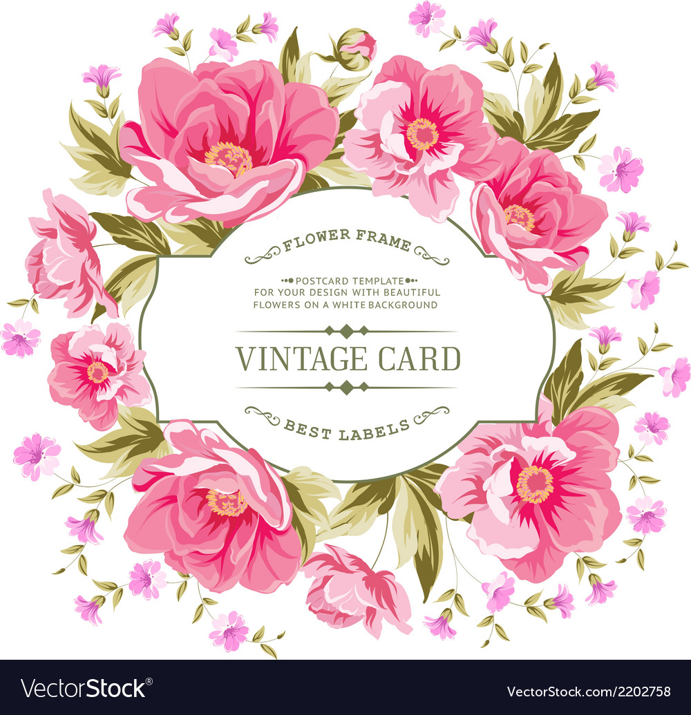 Luxurious color peony pattern