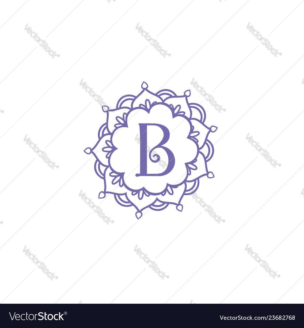 B-ornamental-logo