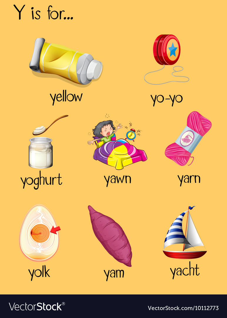 Words That Begin With The Letter X For Preschool