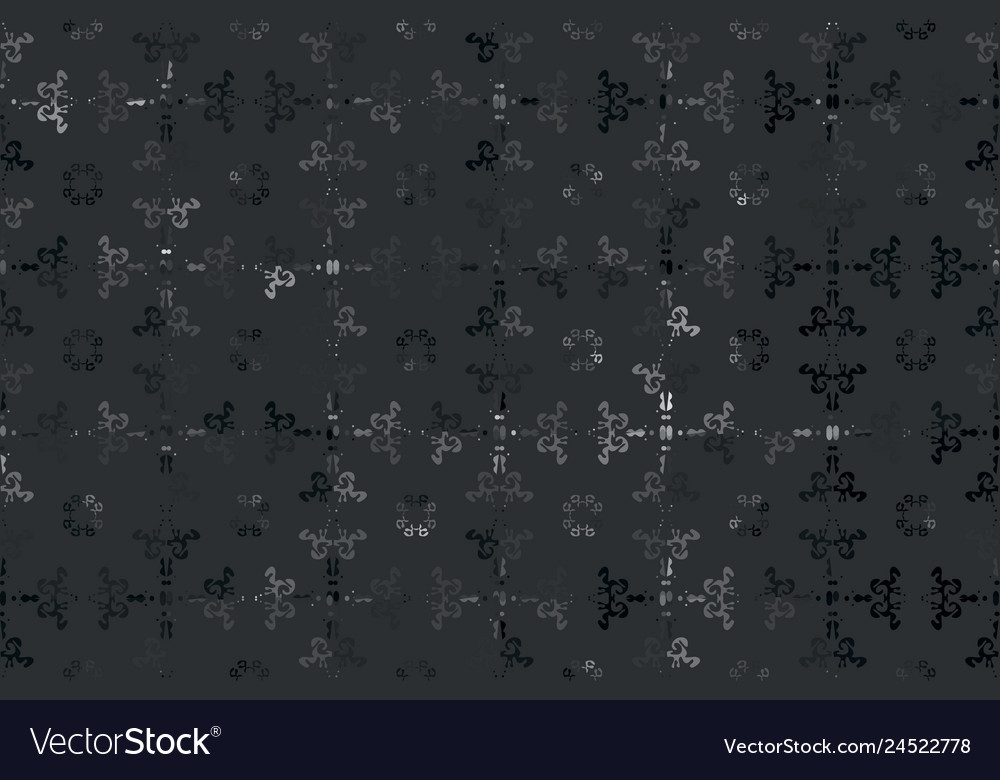 Background dark abstract plant ornament