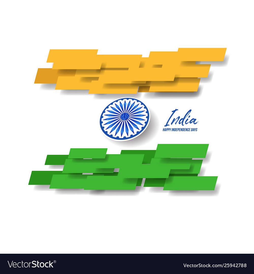 Happy indian independence day celebration - 15th