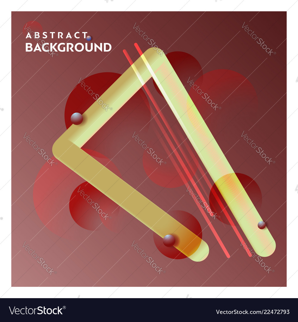 Abstract line background with brown background