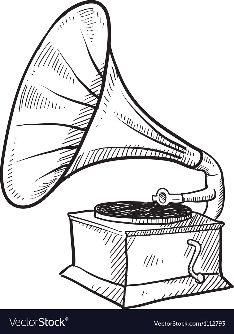 Doodle phonograph