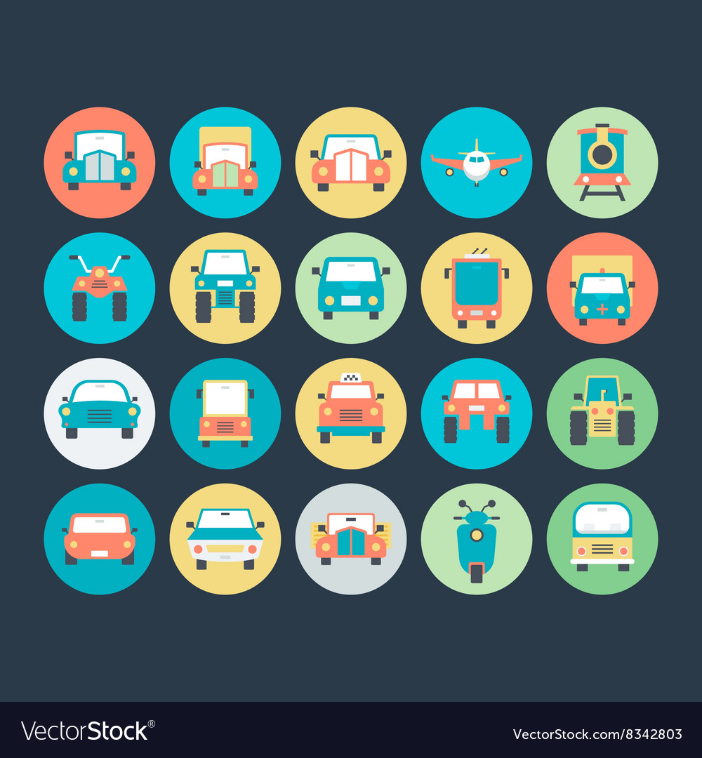 Transport Icons 5