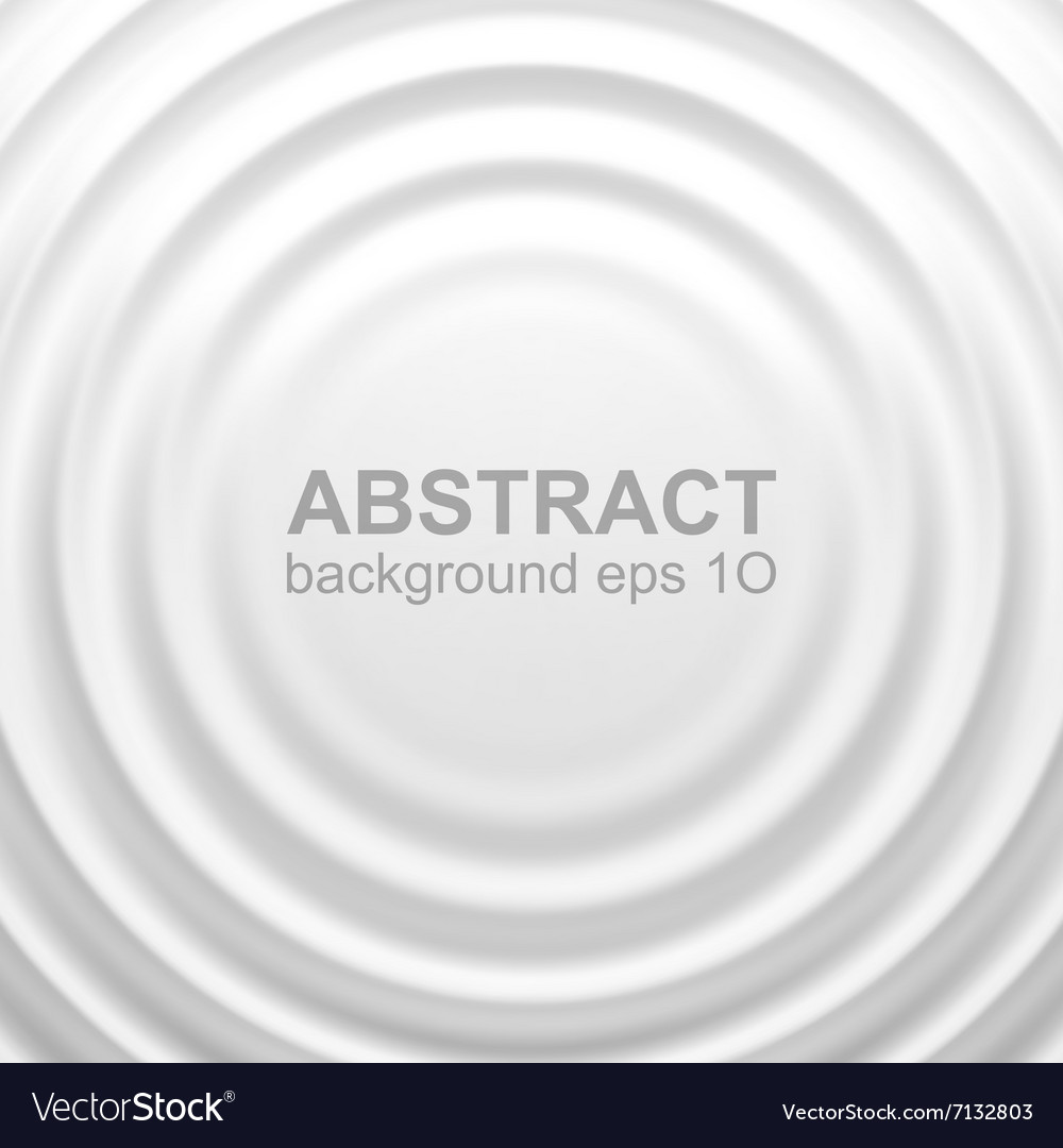 White rippled background vector image