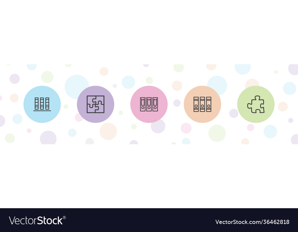 5 order icons
