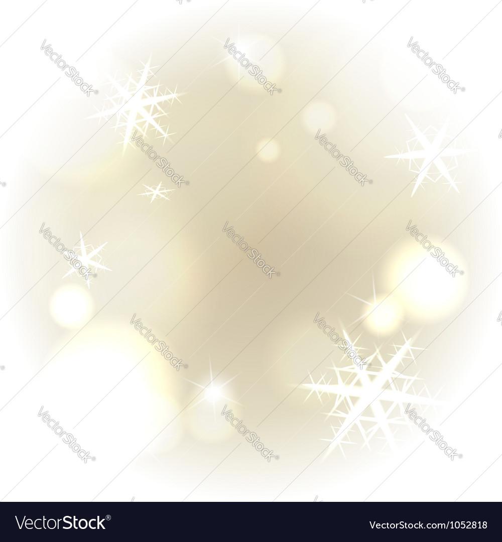 Light warm snowy background