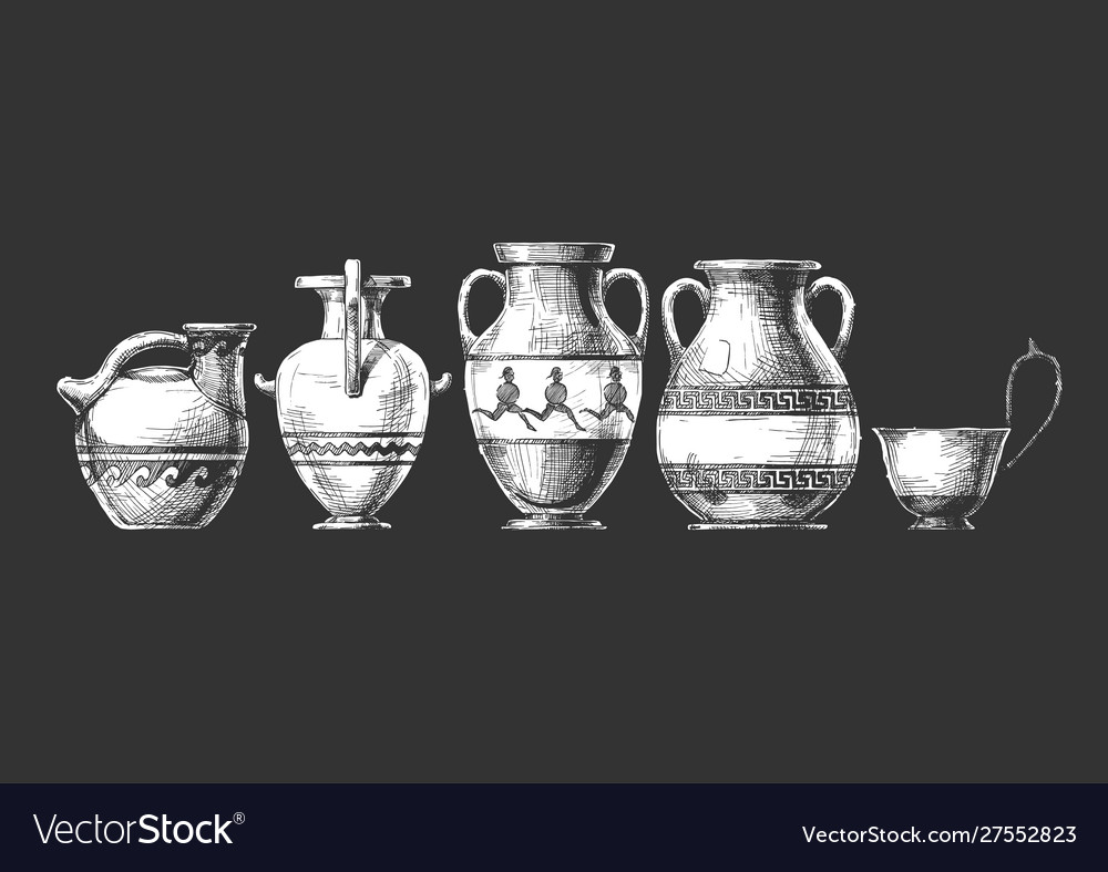 Pottery ancient greece