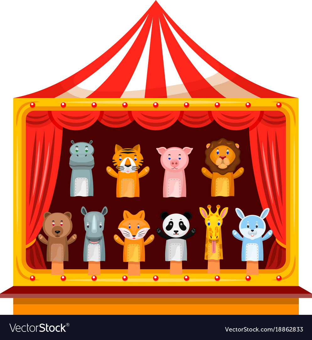 Image result for puppet show