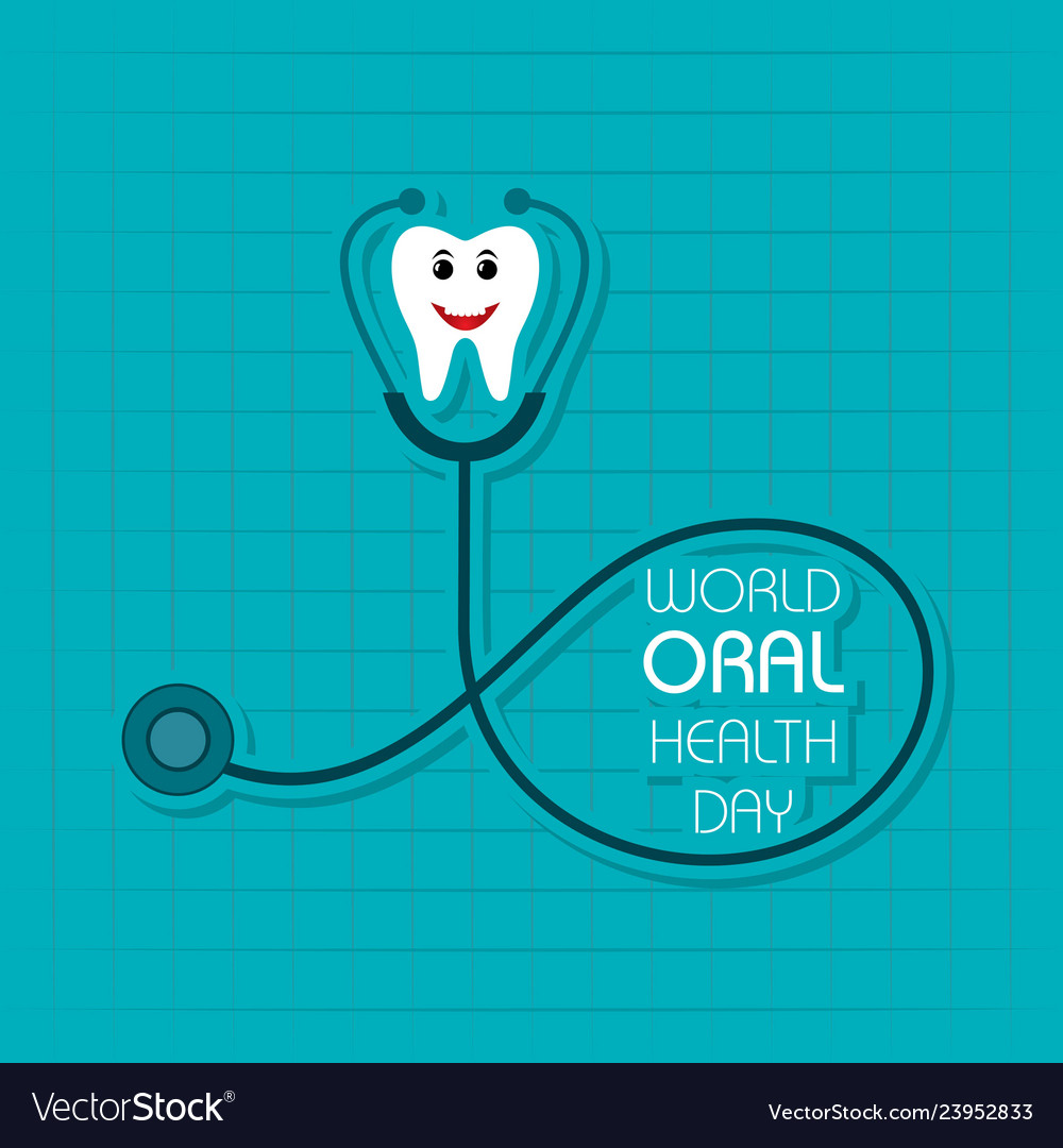 World oral health day design- 20 march