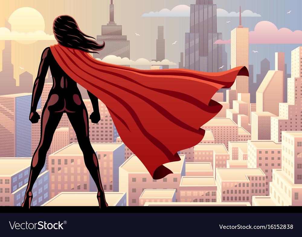 Super heroine watch 2