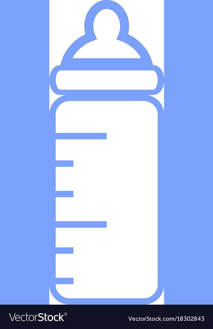 Blue equalizer icon on white background equalizer vector image