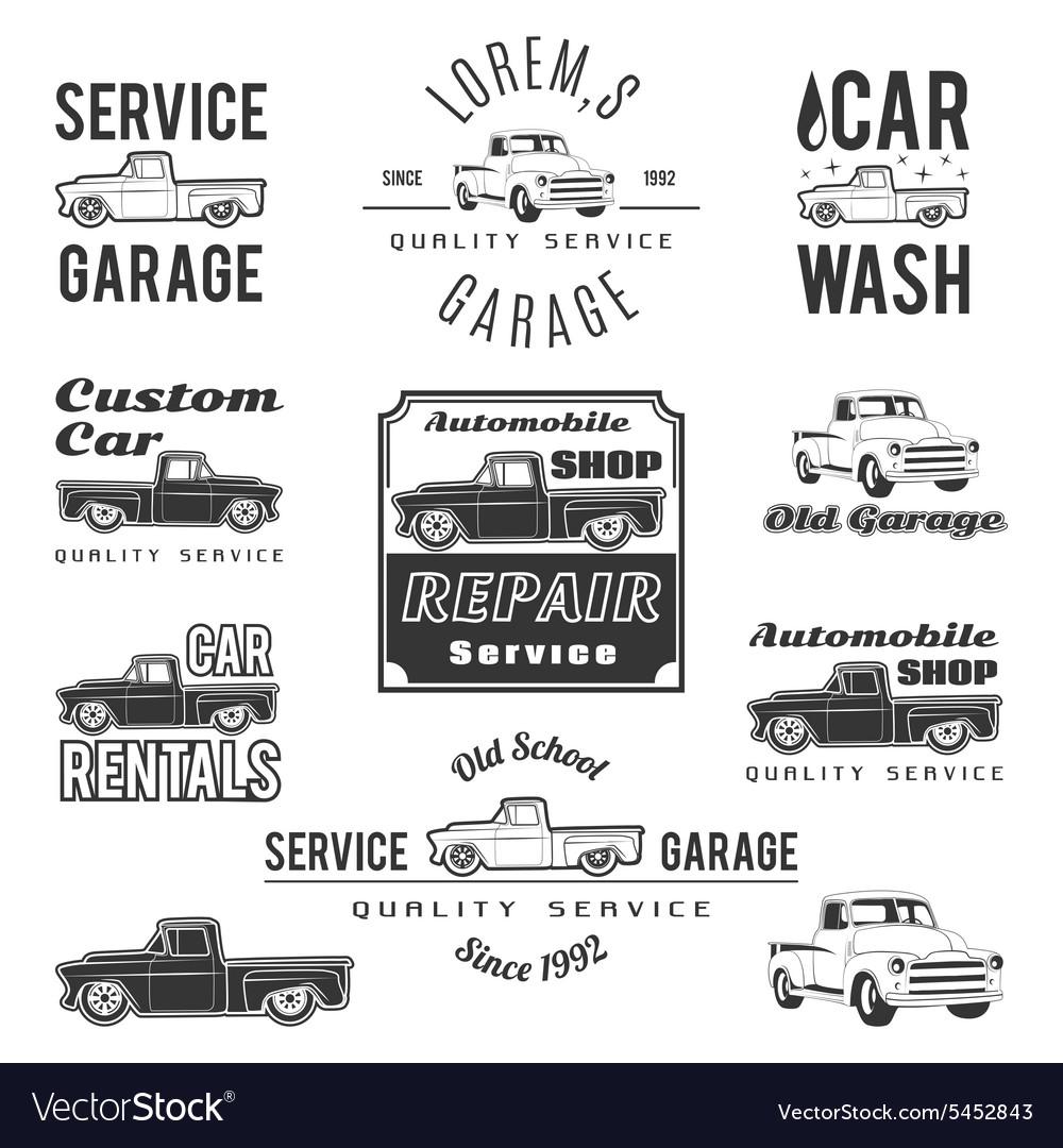 Service garage1