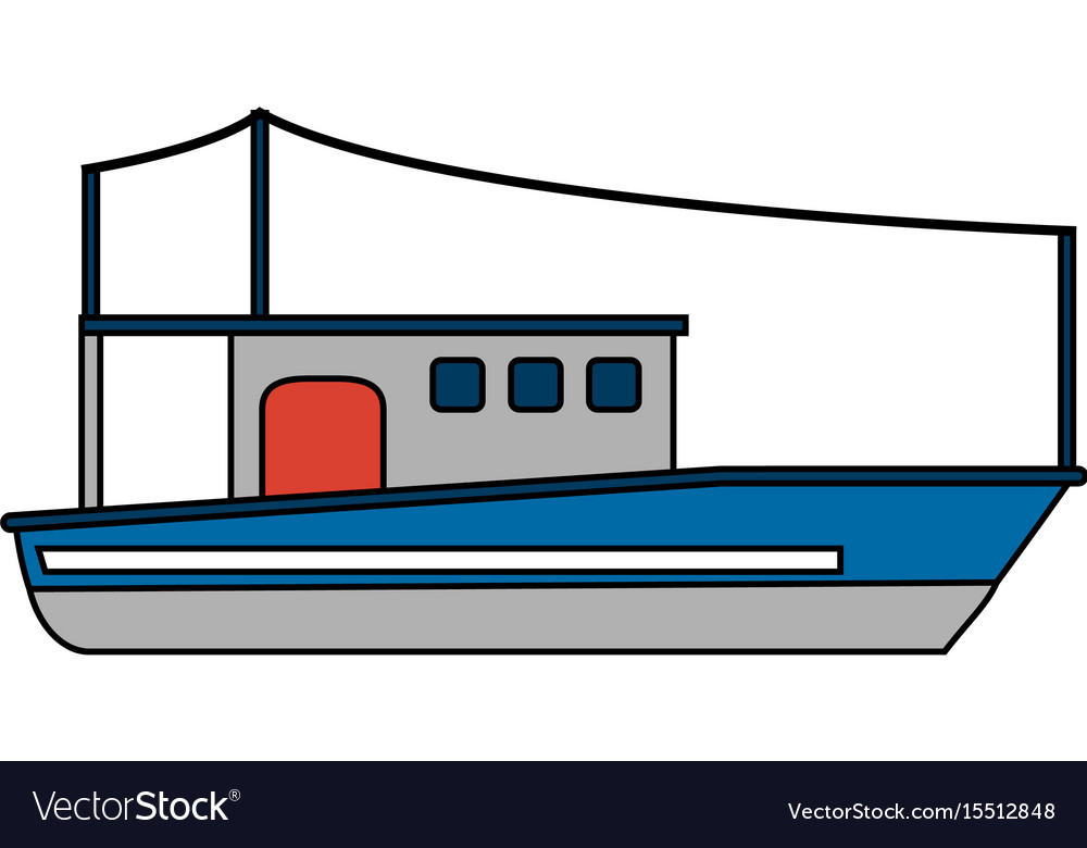 Fishing boat design