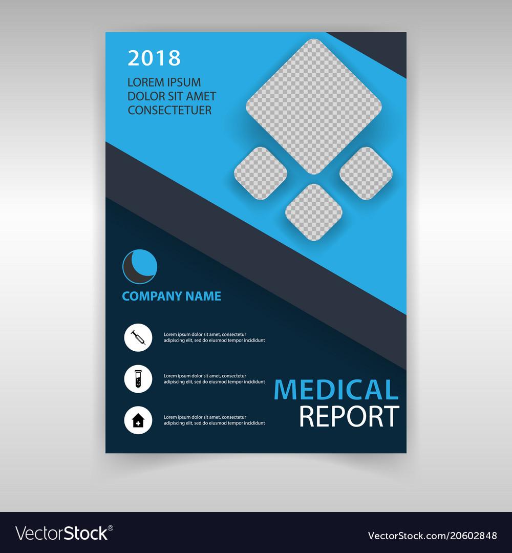 Template medical report