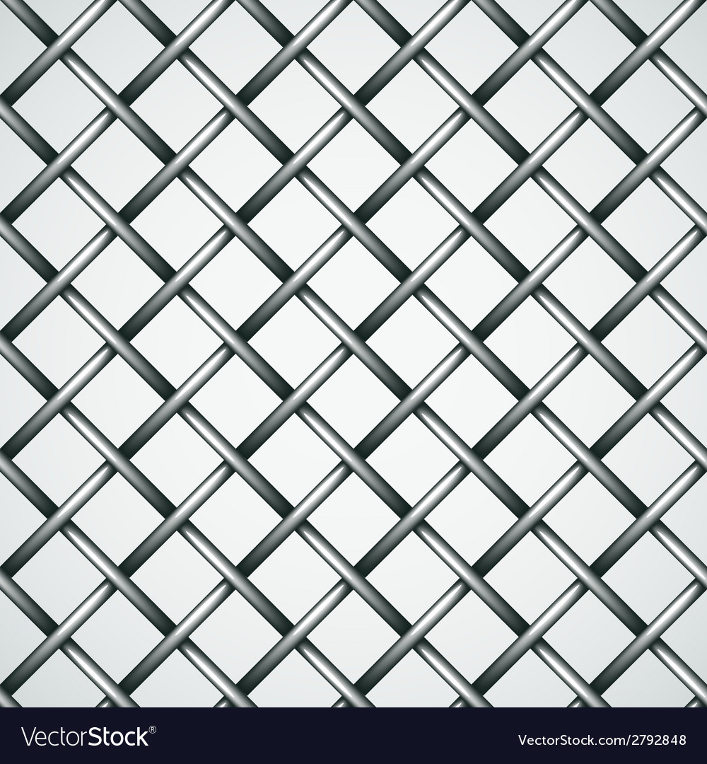 Wire fence seamless background Royalty Free Vector Image