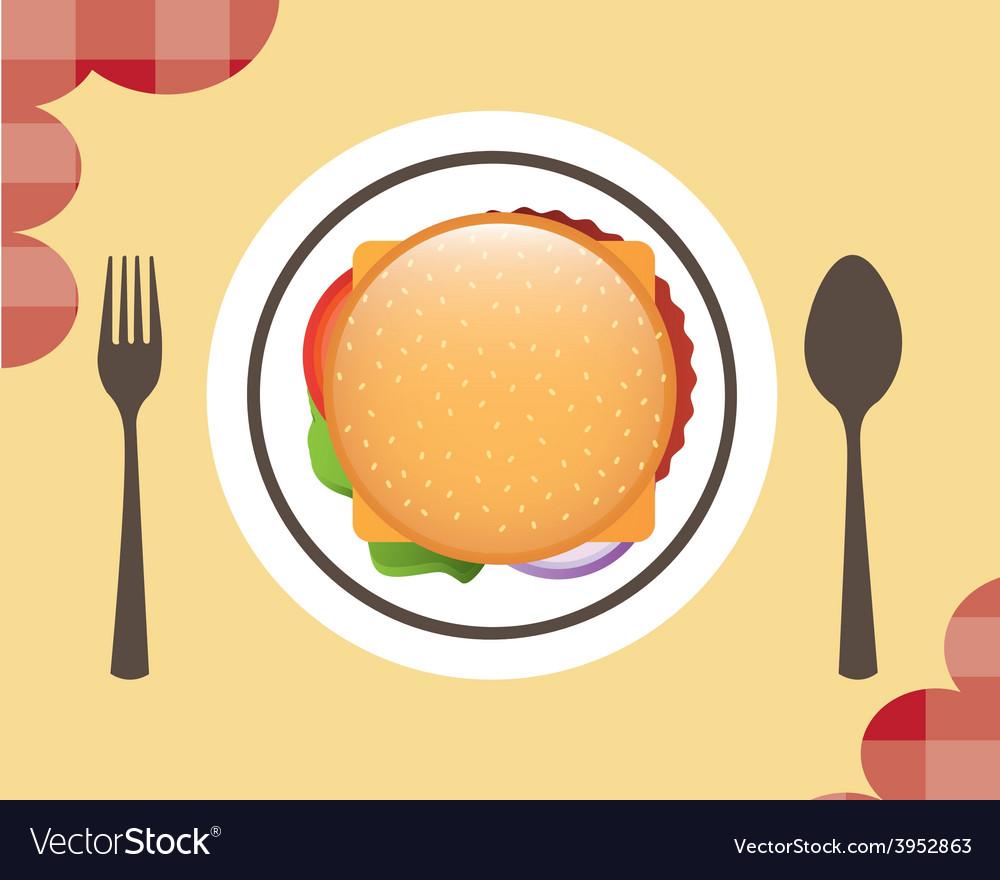 Fast food vector art download junk vectors 3952863