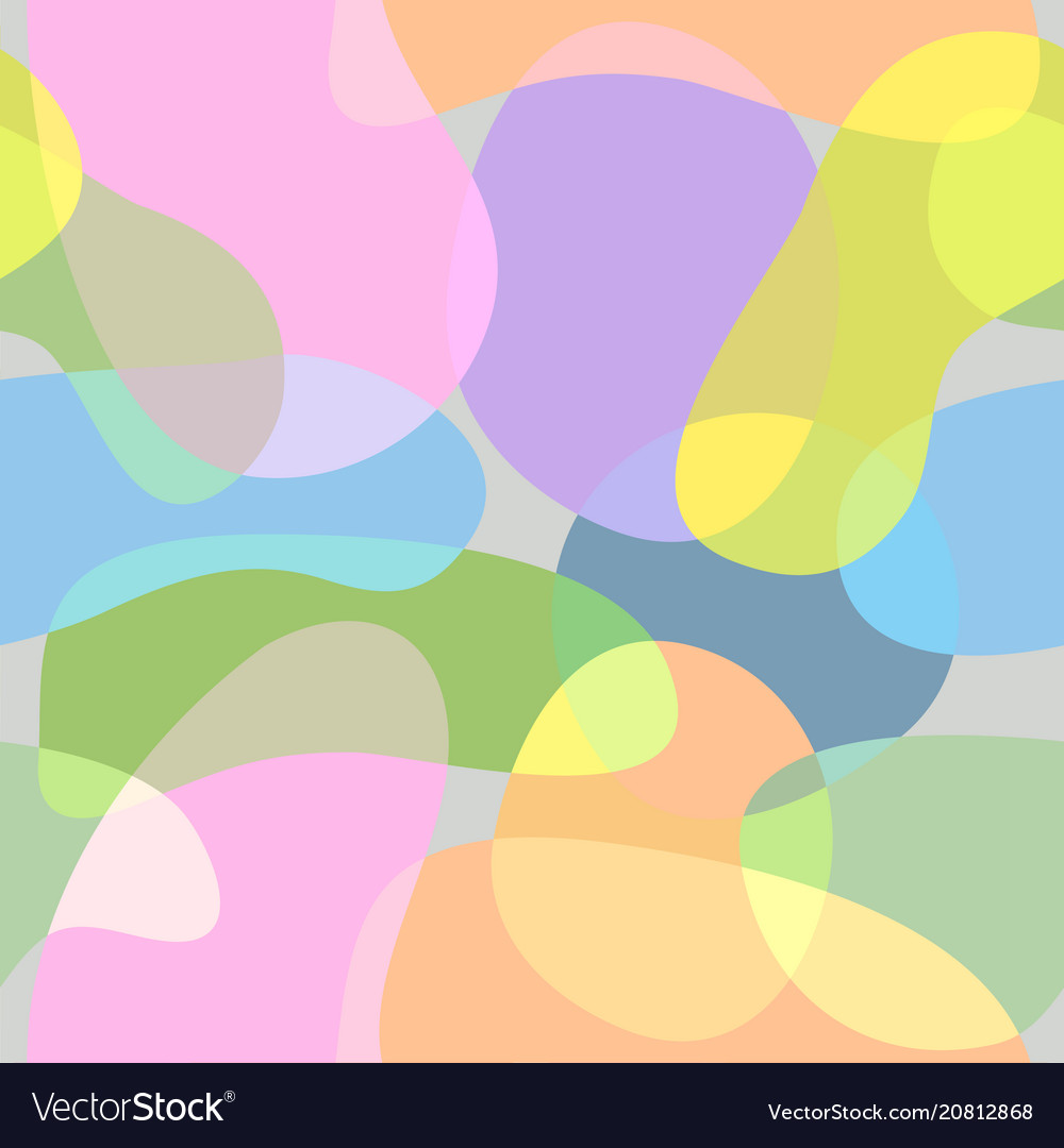 Abstract background shapes colors