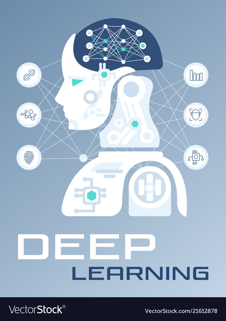 Abstract machine and deep learning artificial
