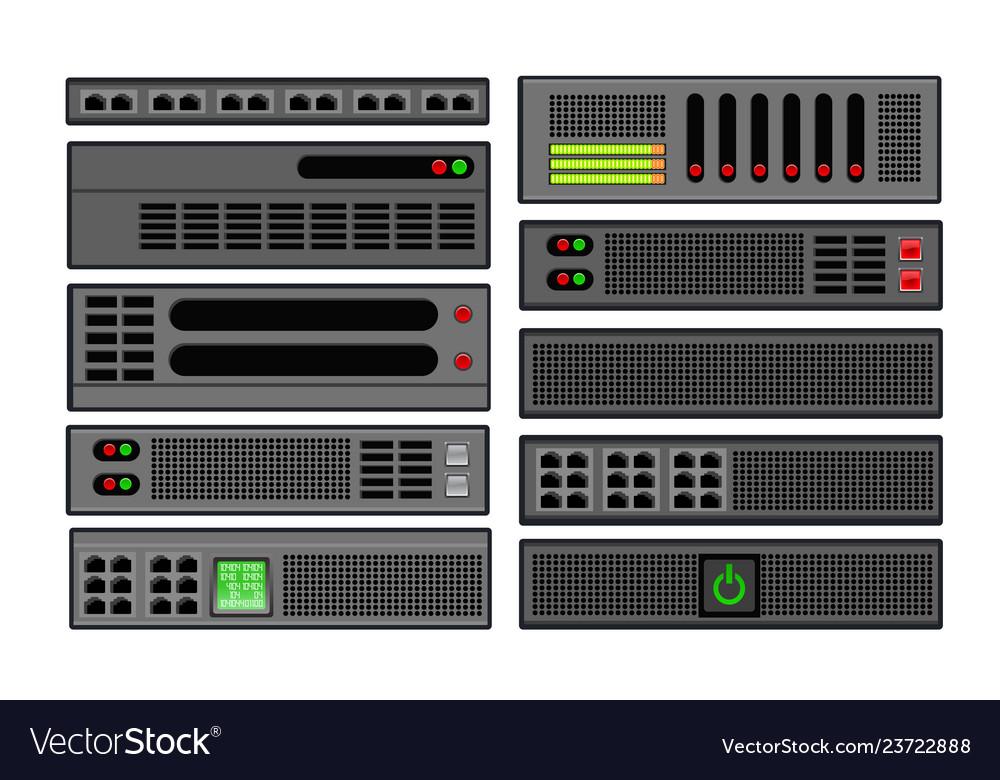 Set computer server
