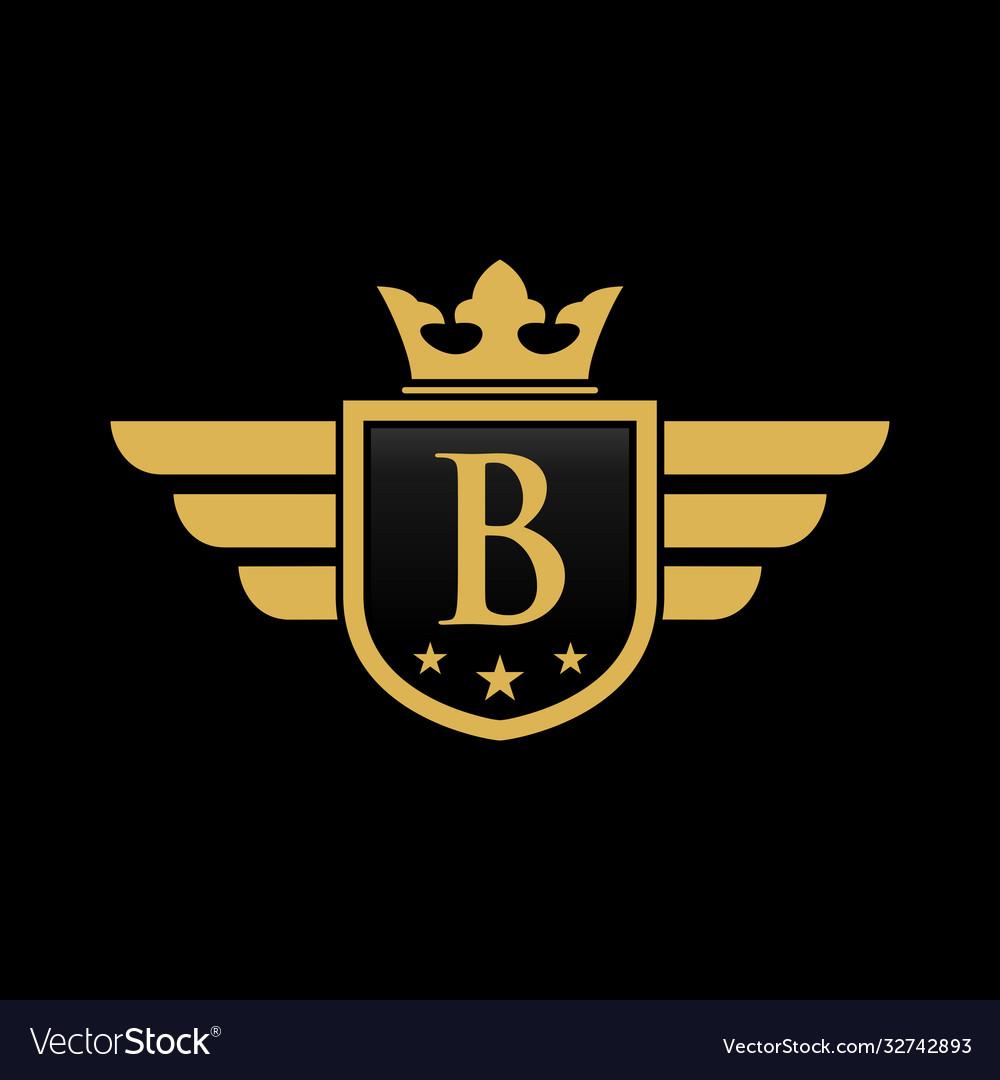 Letter b initial