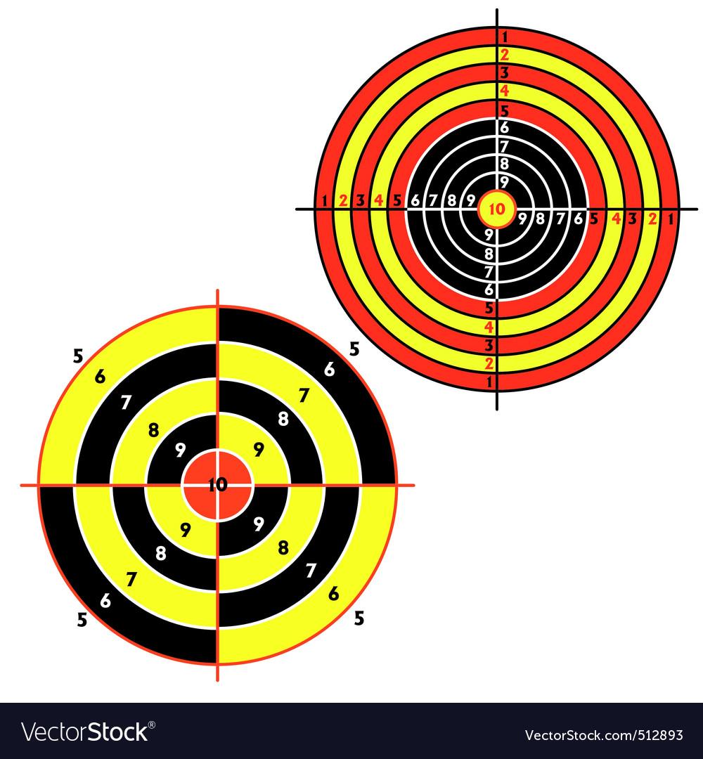 pistol Targets