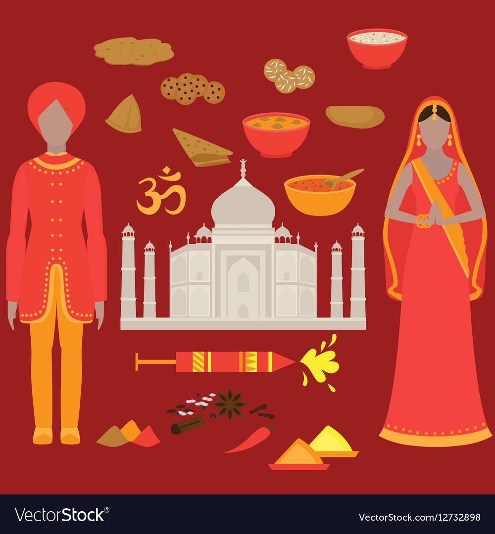 India set Hinduism design elements South Asia