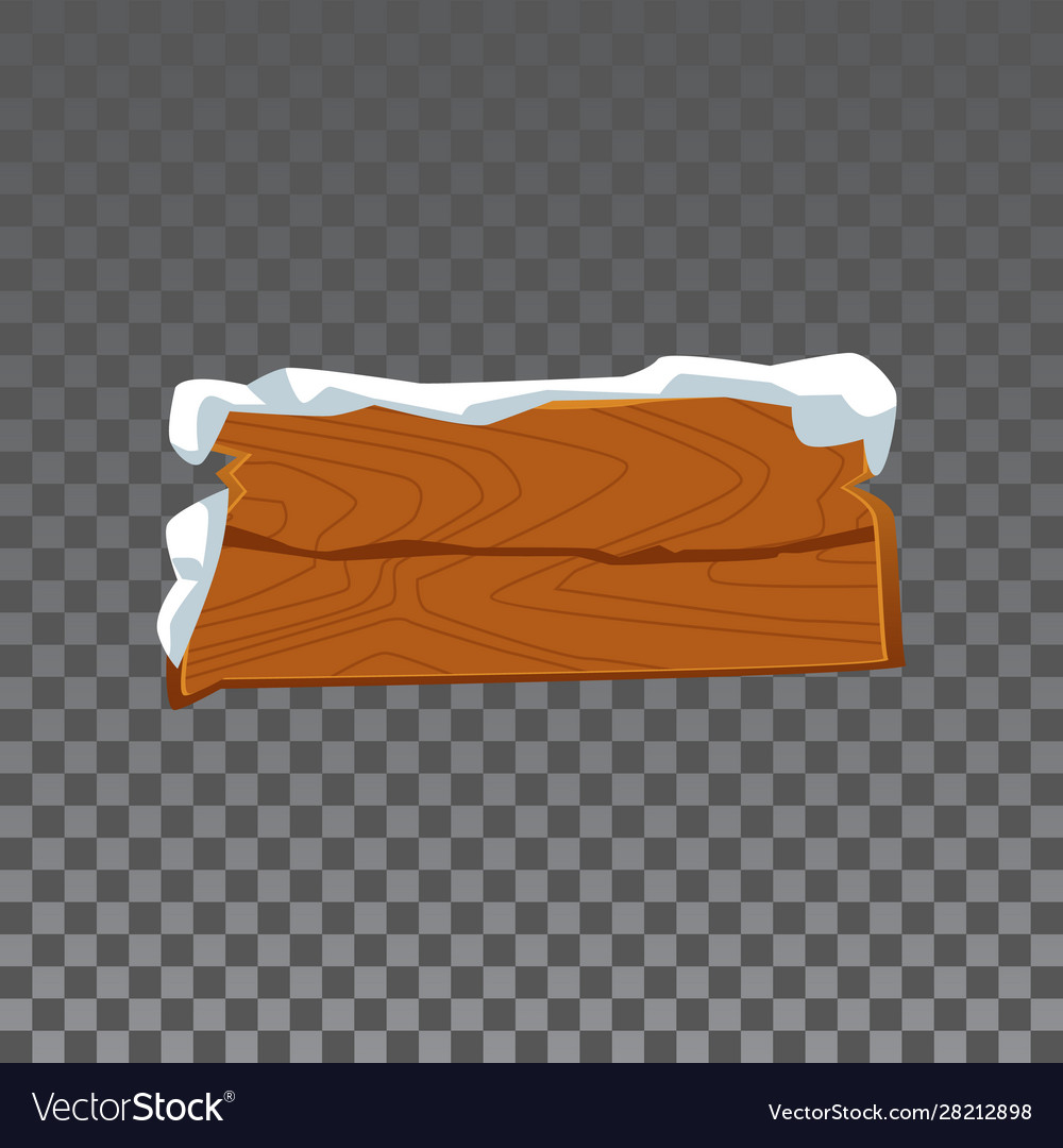 Rectangle piece wood plank with blank copy