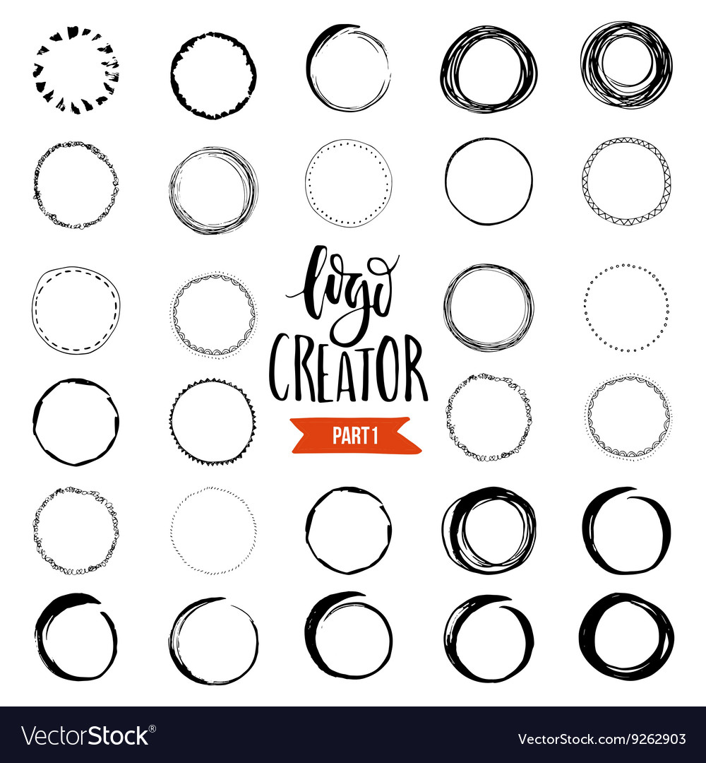 Logo Creator vector image