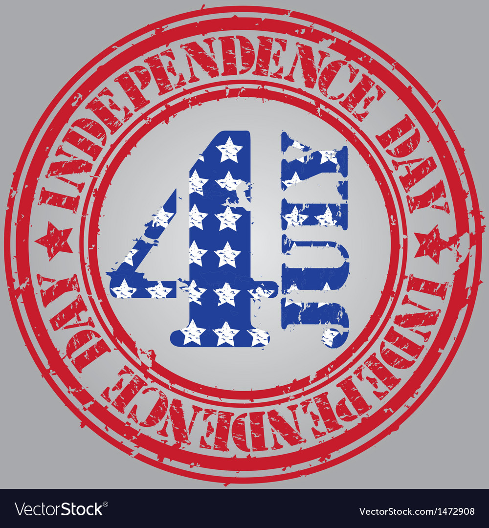 Happy independence Day the 4th july