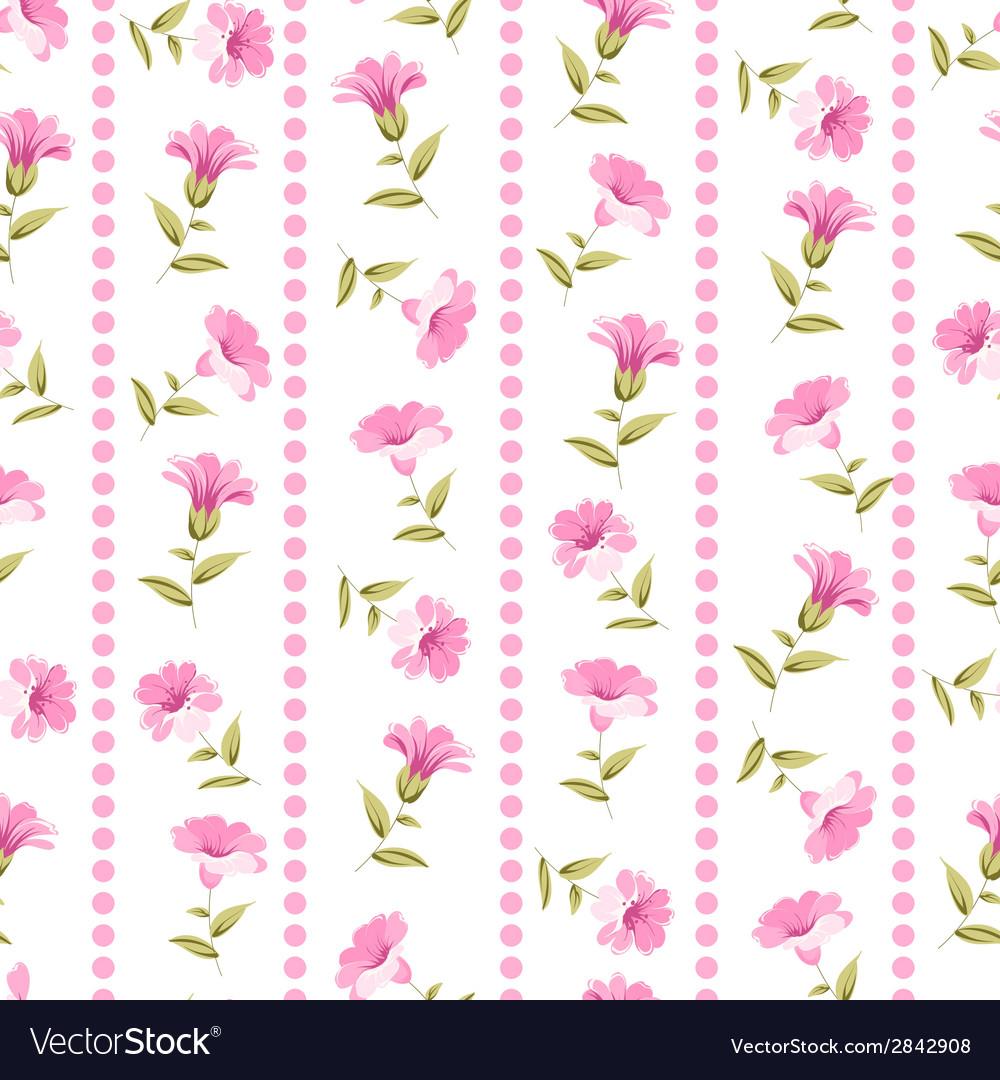 Wallpaper seamless pattern