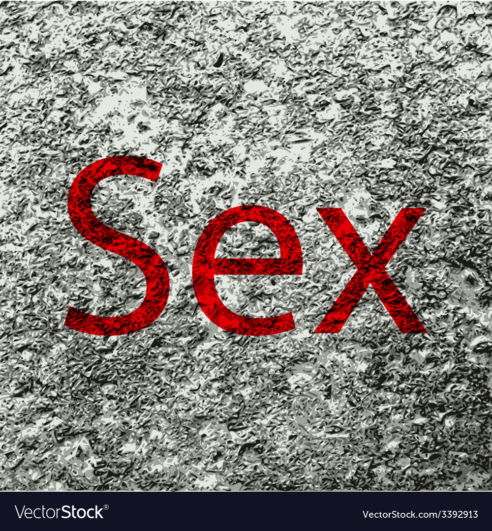 Sex icon symbol Flat modern web design with long