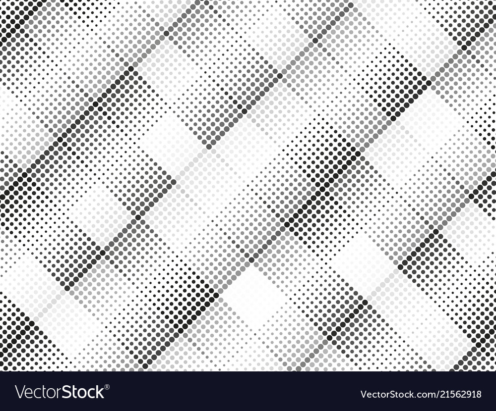 Gray halftone dotted texture pattern