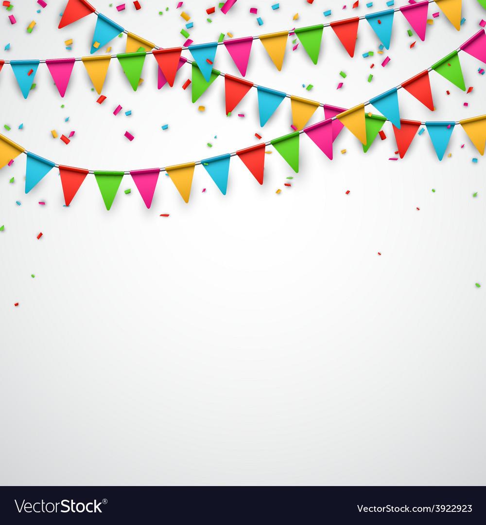 Party celebration background