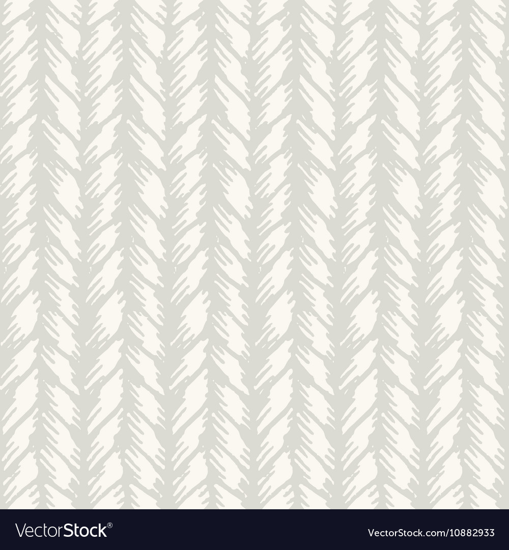26b6bb3ec Decorative knit seamless pattern Royalty Free Vector Image