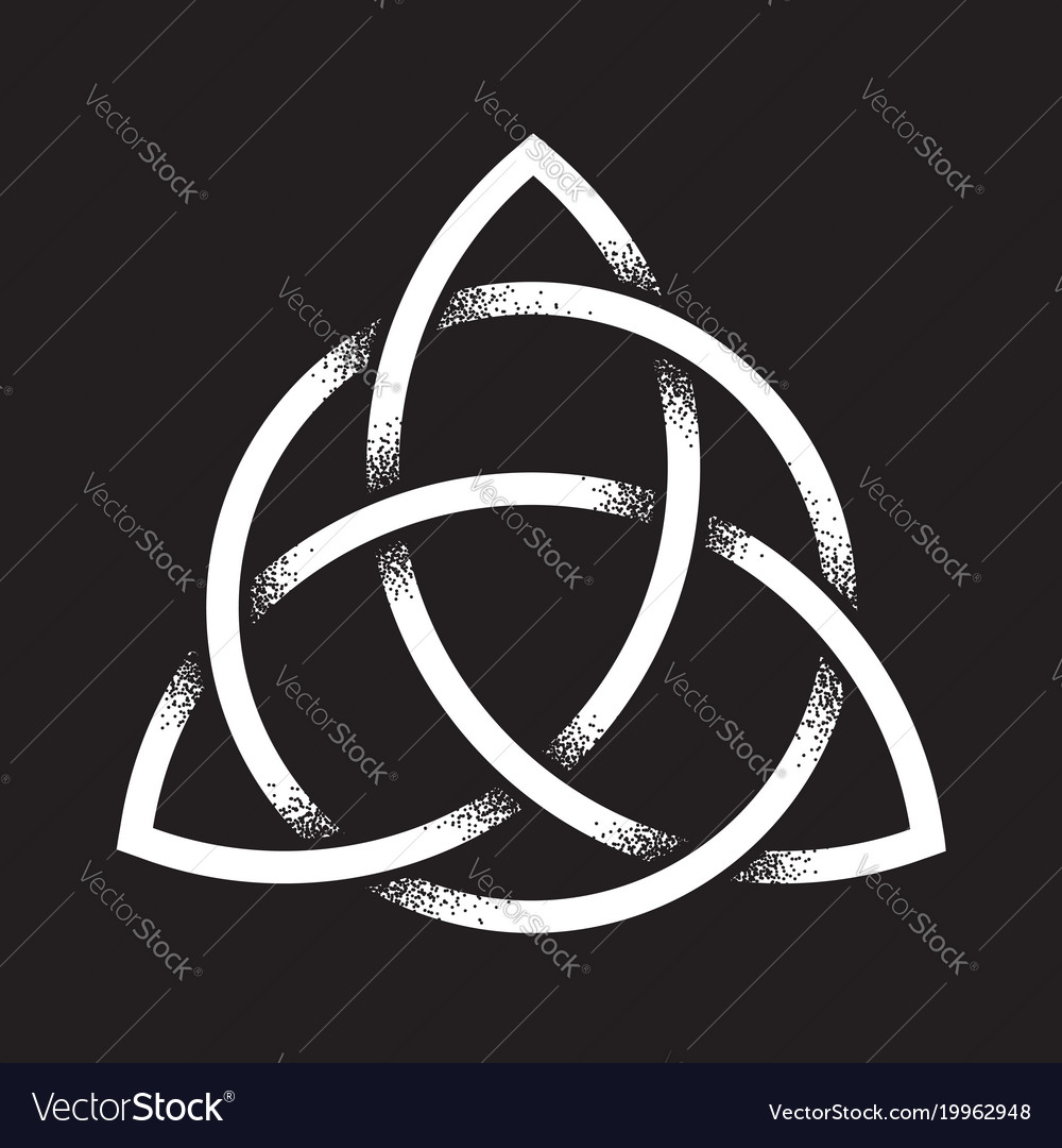 Triquetra Trinity Knot Vector Images 37