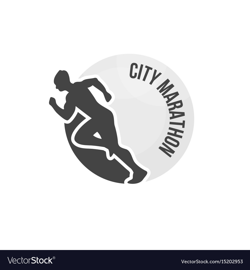 City marathon logo