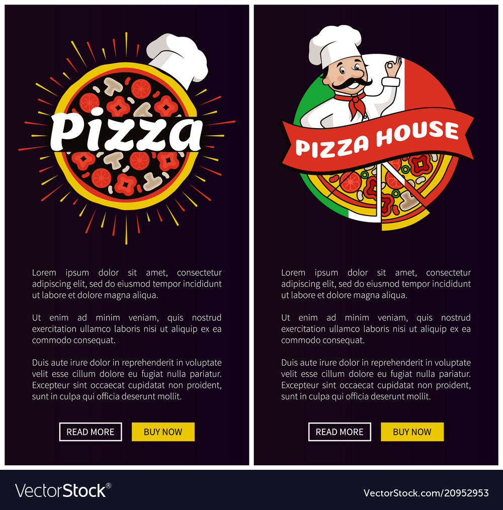 Pizza house collection web