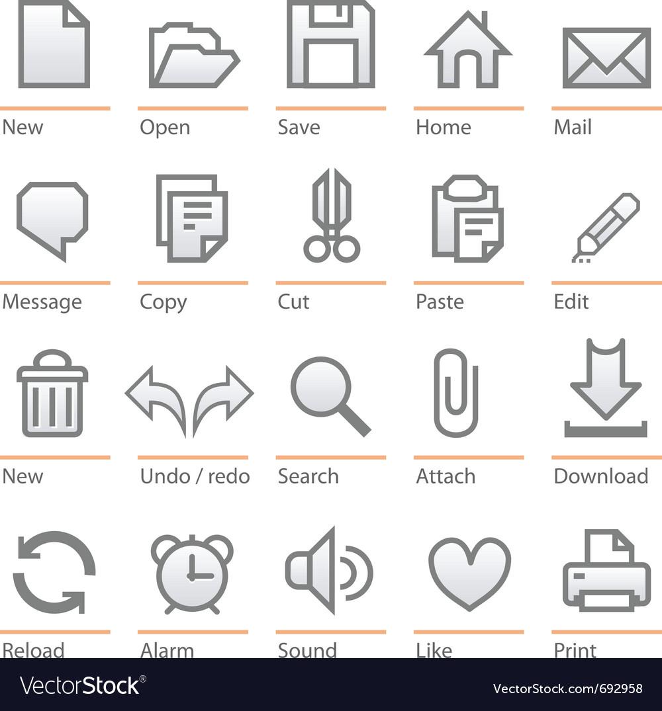 universal-software-icon-set-big-size-vector-692958 Ideas For Vector Art Download Software @koolgadgetz.com.info