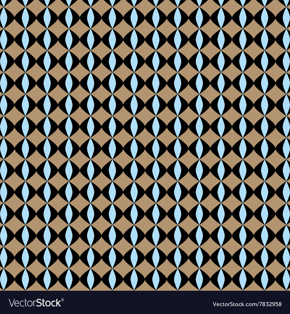 Waves pattern texture vector image