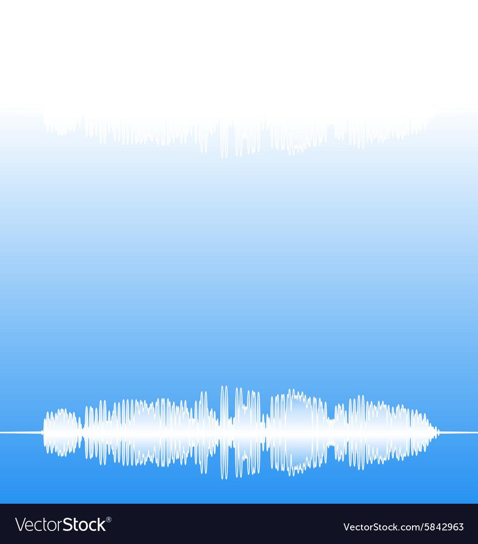 Sound waves set Audio equalizer technology