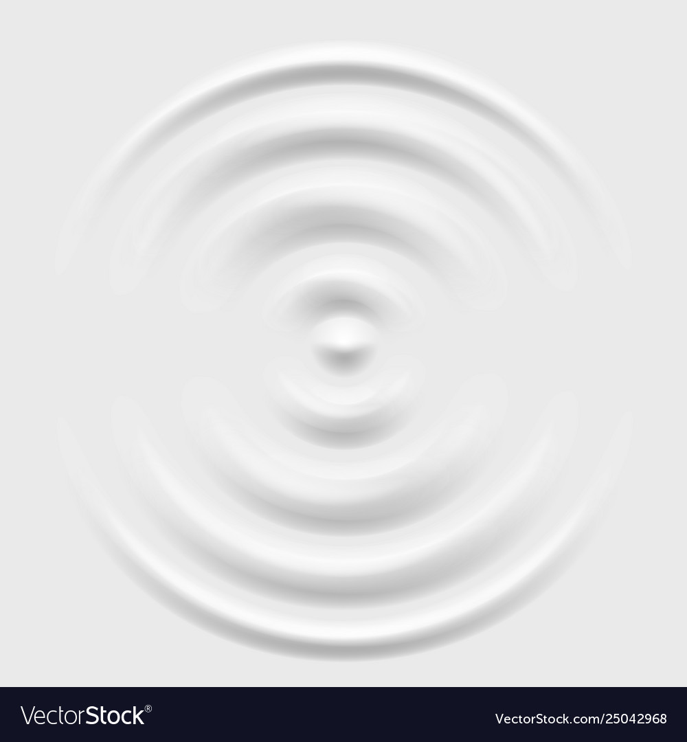 Splash ripple waves water surface decoration grey