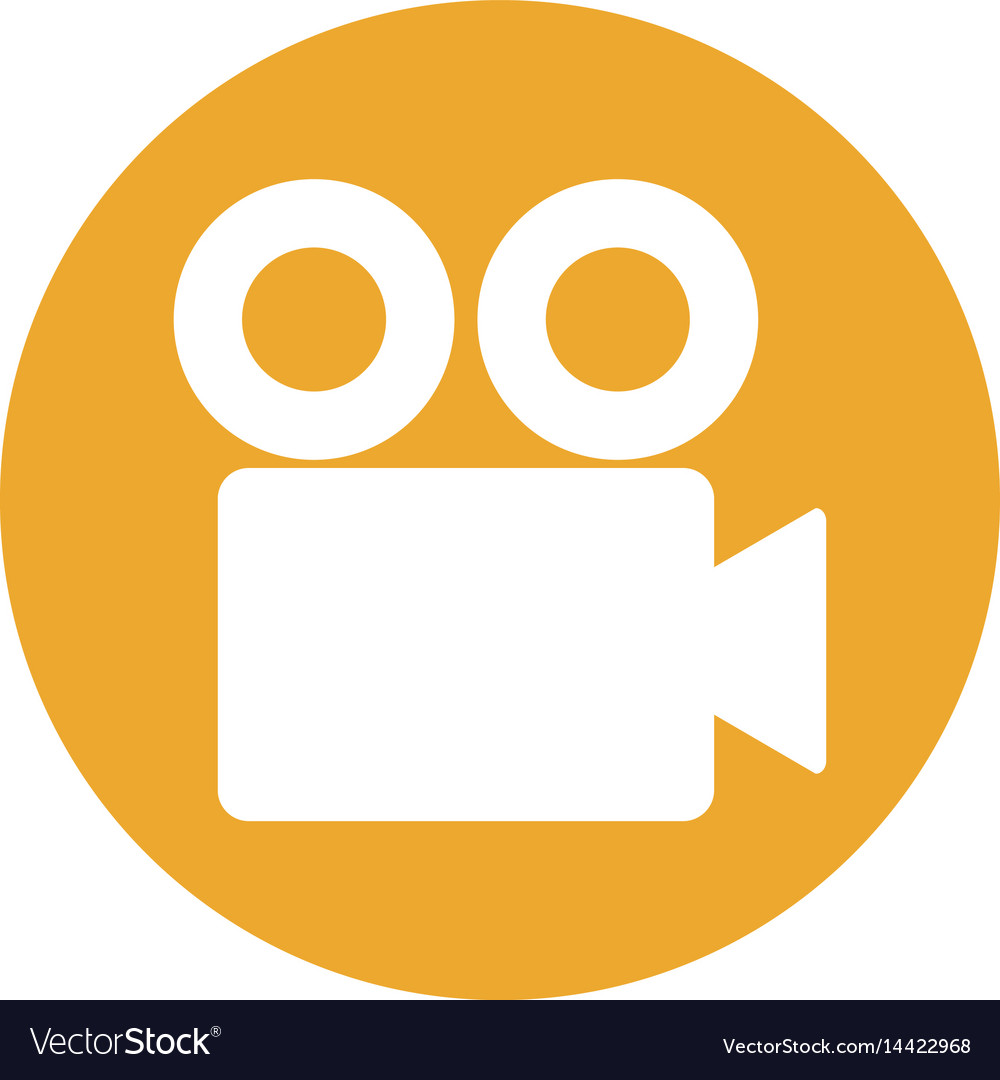 Video Camera Icon Royalty Free Vector Image Vectorstock Download video camera icon stock vectors. vectorstock