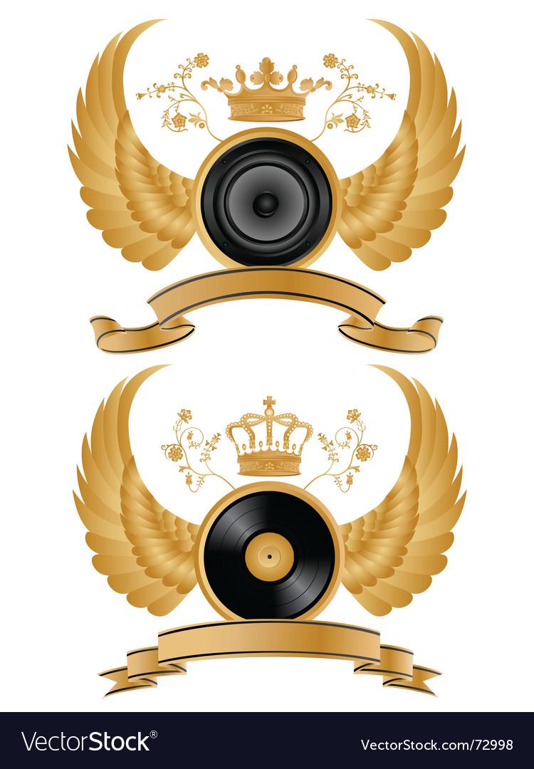 Music heraldry