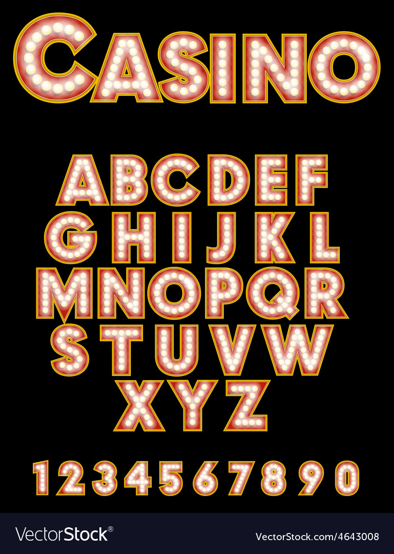 Old Casino Free Fonts